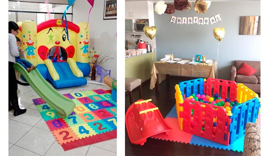 juegos inflables e infantiles para tu casa evento