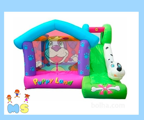 Inflable Cachorro