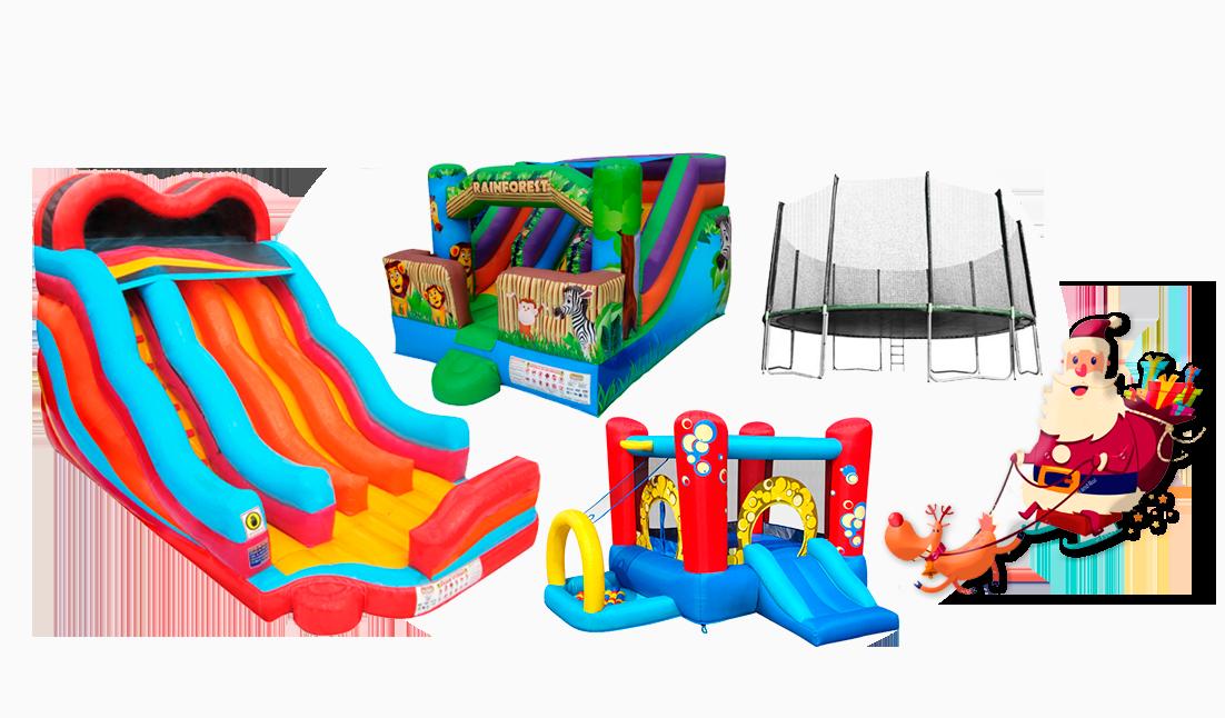 inflables-juegos-promocion-navidad